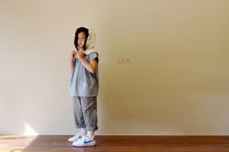 LEA ET MIEL - Korean Children Fashion - #Kfashion4kids - Pocket Tee - 3