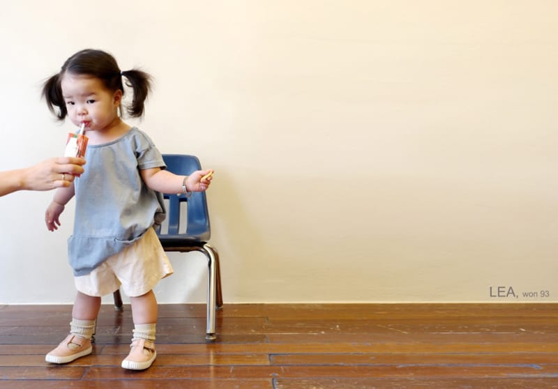 LEA ET MIEL - Korean Children Fashion - #Kfashion4kids - Pocket Tee - 7