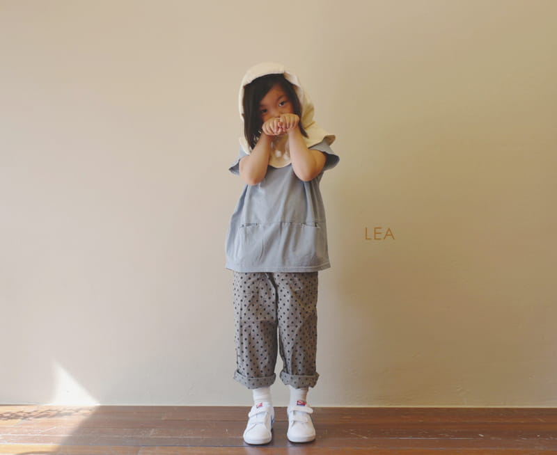 LEA ET MIEL - BRAND - Korean Children Fashion - #Kfashion4kids - Pocket Tee