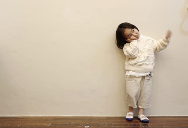 LEA ET MIEL - Korean Children Fashion - #Kfashion4kids - Thank You Pants - 2