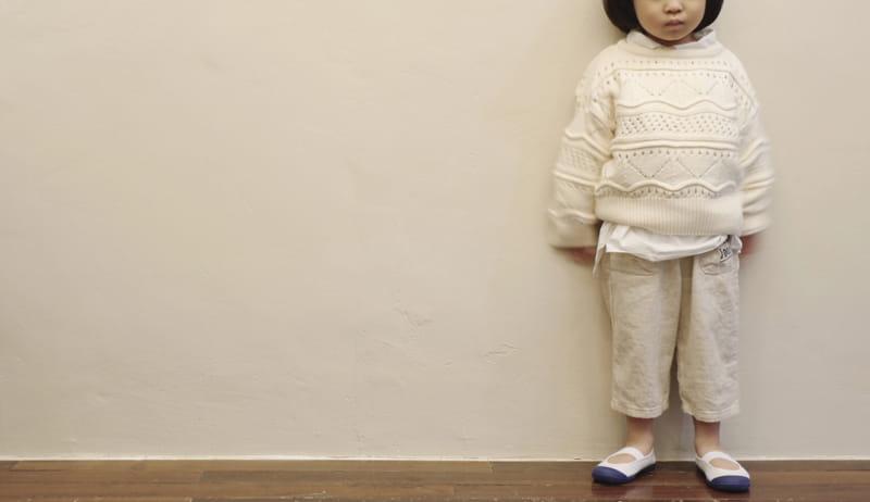 LEA ET MIEL - Korean Children Fashion - #Kfashion4kids - Thank You Pants - 4