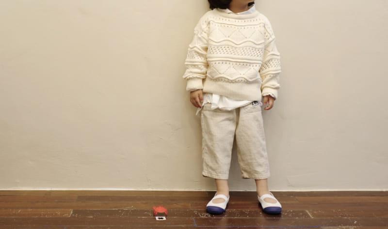 LEA ET MIEL - Korean Children Fashion - #Kfashion4kids - Thank You Pants - 5