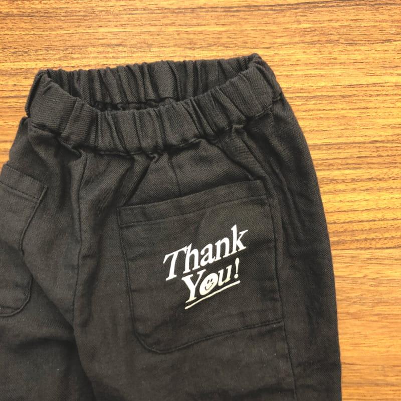 LEA ET MIEL - Korean Children Fashion - #Kfashion4kids - Thank You Pants - 6