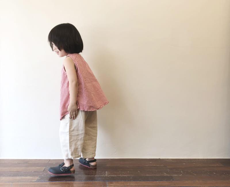 LEA ET MIEL - BRAND - Korean Children Fashion - #Kfashion4kids - Thank You Pants