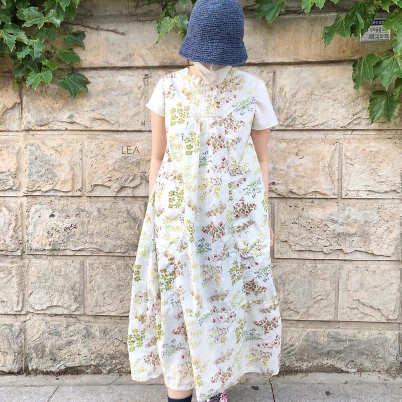 LEA ET MIEL - BRAND - Korean Children Fashion - #Kfashion4kids - Mom Bonatic One-piece