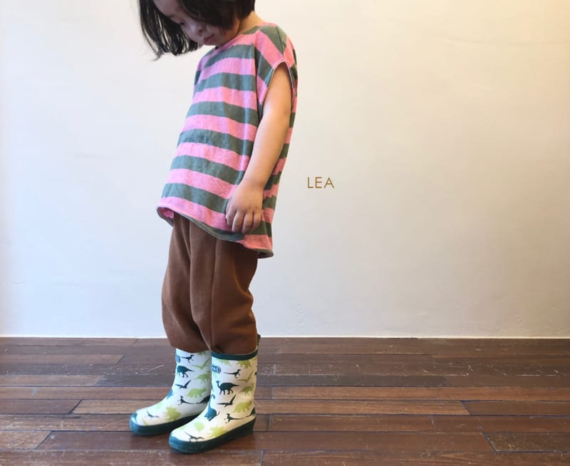 LEA ET MIEL - Korean Children Fashion - #Kfashion4kids - Mime Tee - 4