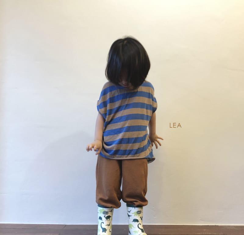 LEA ET MIEL - BRAND - Korean Children Fashion - #Kfashion4kids - Mime Tee