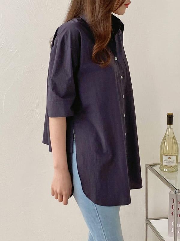 LOUISA - Korean Children Fashion - #Kfashion4kids - Old Double Blouse - 2
