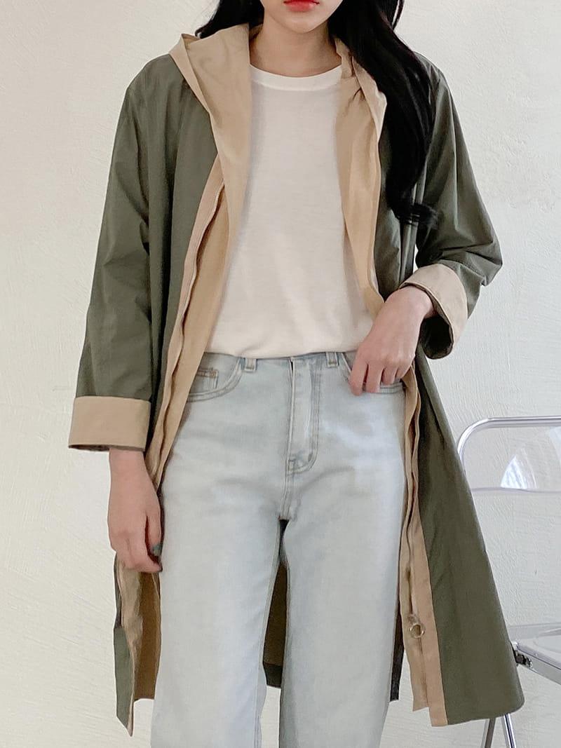 LOUISA - Korean Children Fashion - #Kfashion4kids - Safari Jacket
