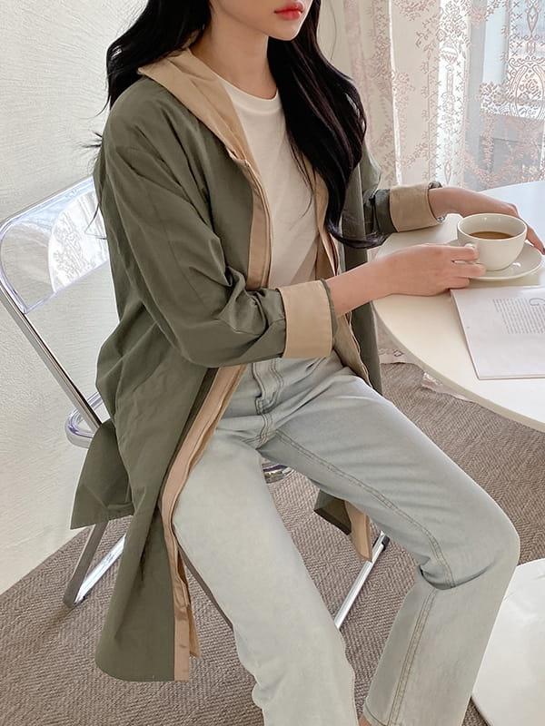 LOUISA - Korean Children Fashion - #Kfashion4kids - Safari Jacket - 3