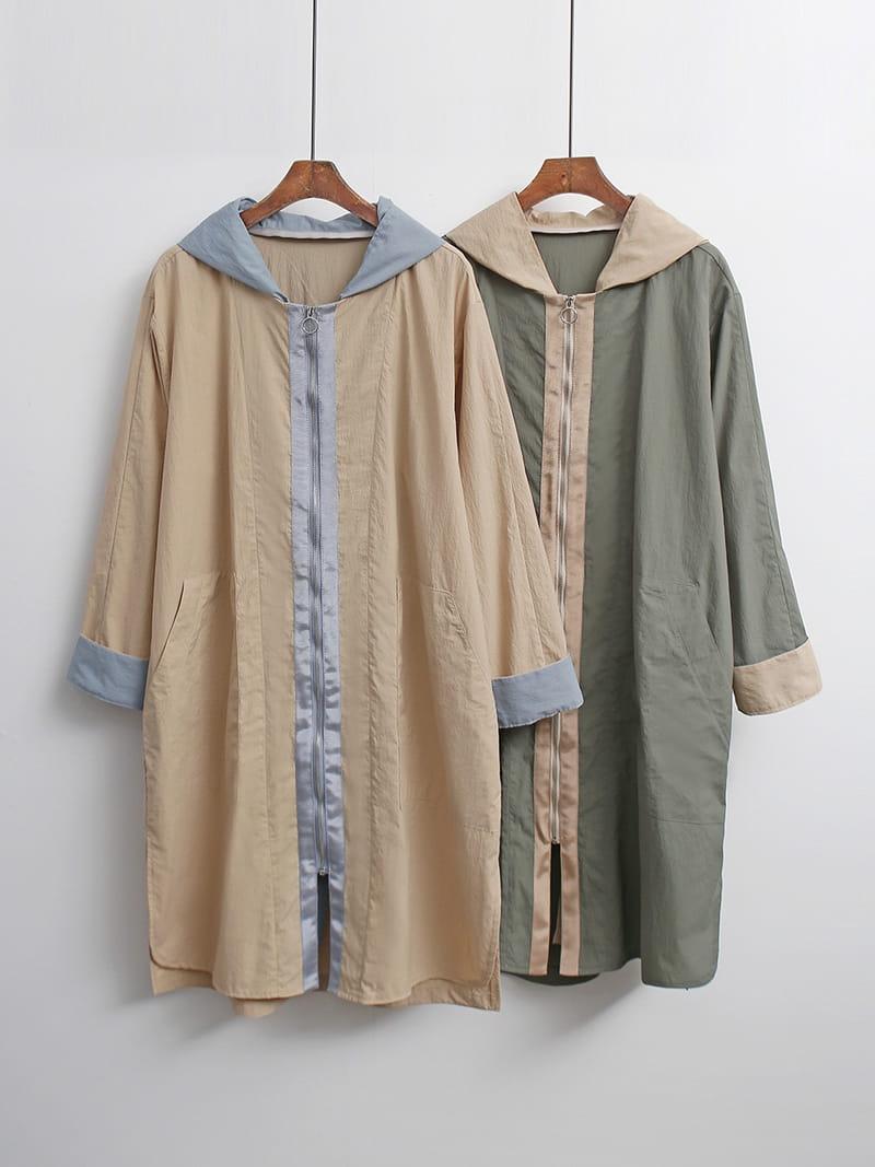 LOUISA - Korean Children Fashion - #Kfashion4kids - Safari Jacket - 4
