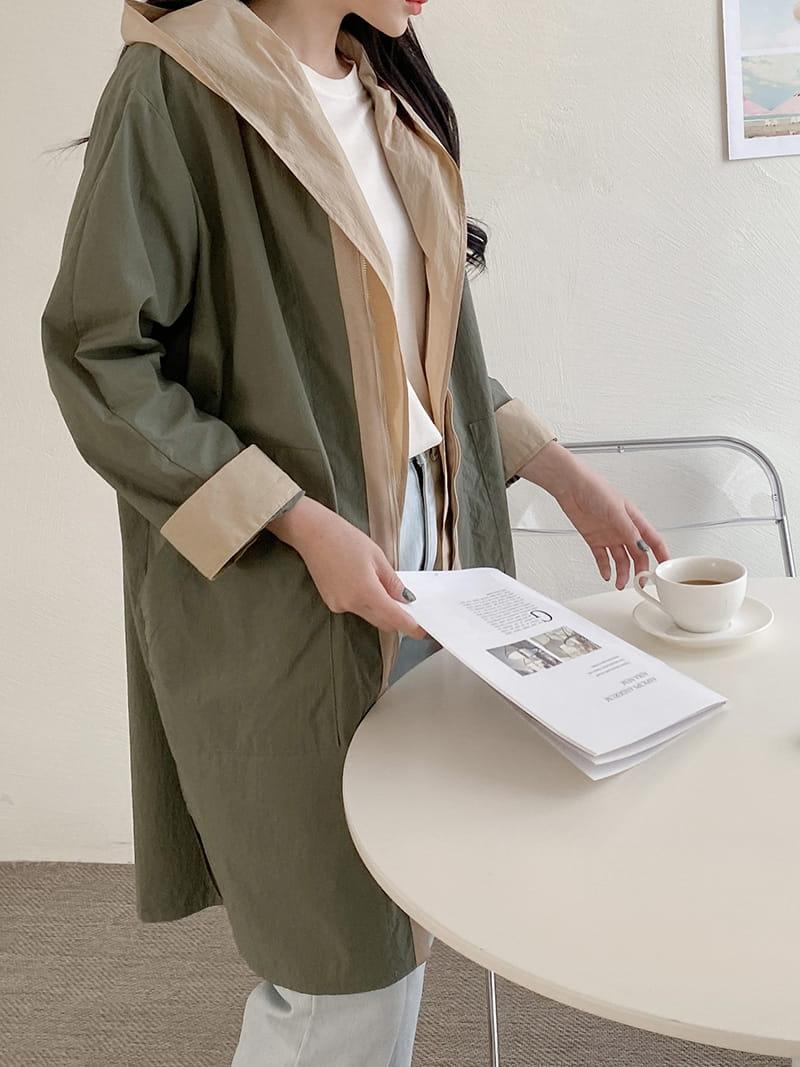 LOUISA - BRAND - Korean Children Fashion - #Kfashion4kids - Safari Jacket