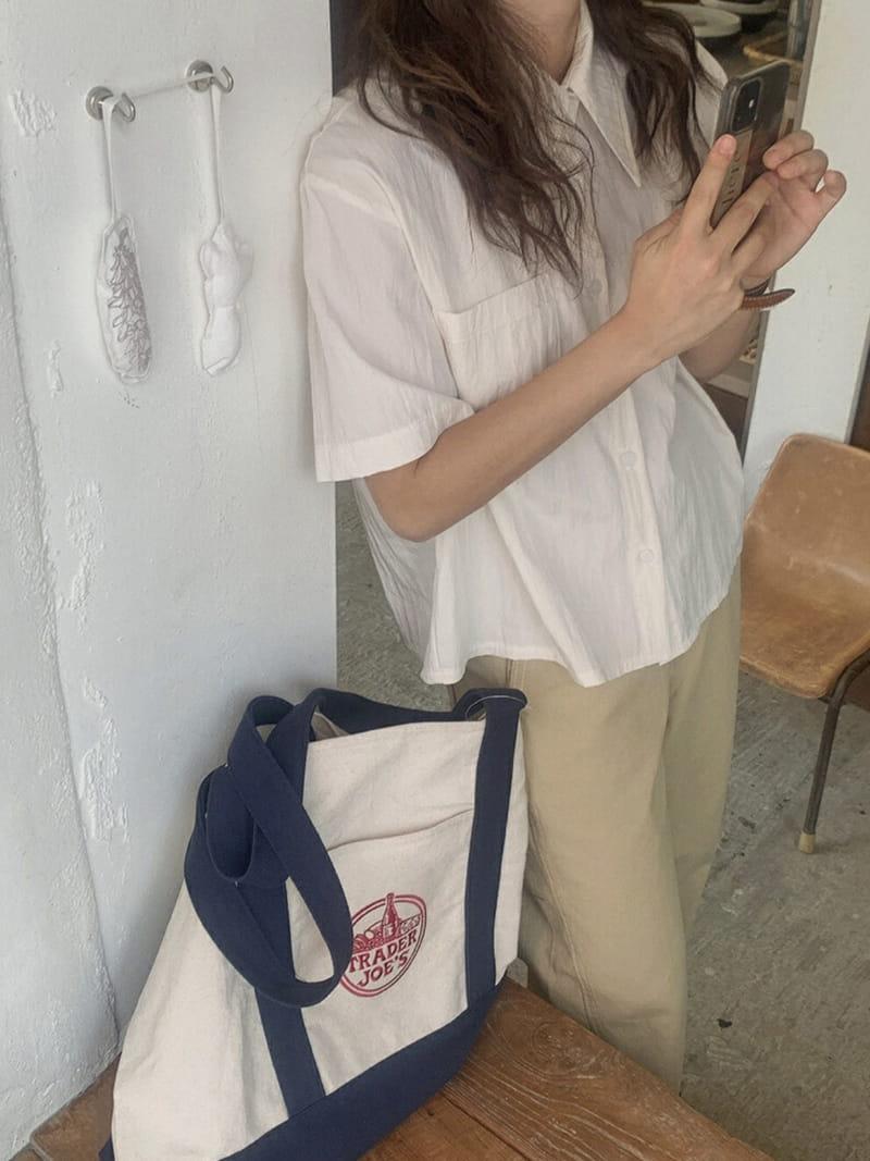 LOWELL - Korean Children Fashion - #Kfashion4kids - Ballan Shirt