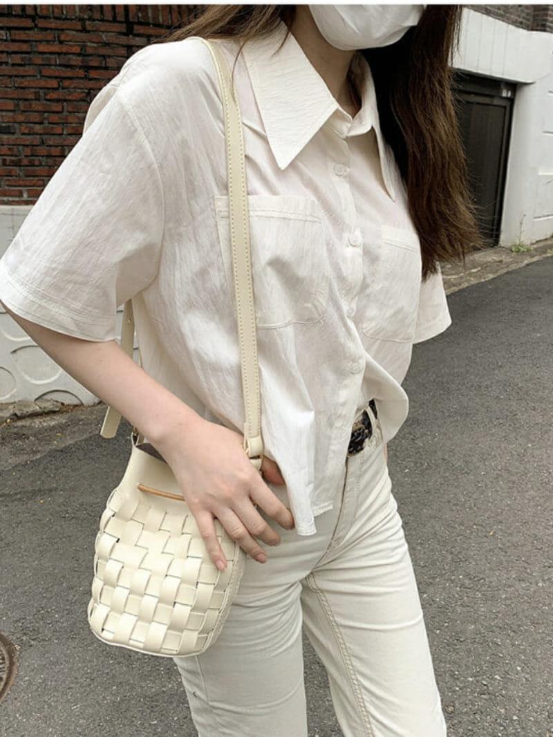 LOWELL - Korean Children Fashion - #Kfashion4kids - Ballan Shirt - 2