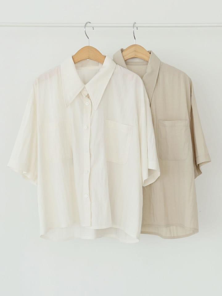LOWELL - Korean Children Fashion - #Kfashion4kids - Ballan Shirt - 4