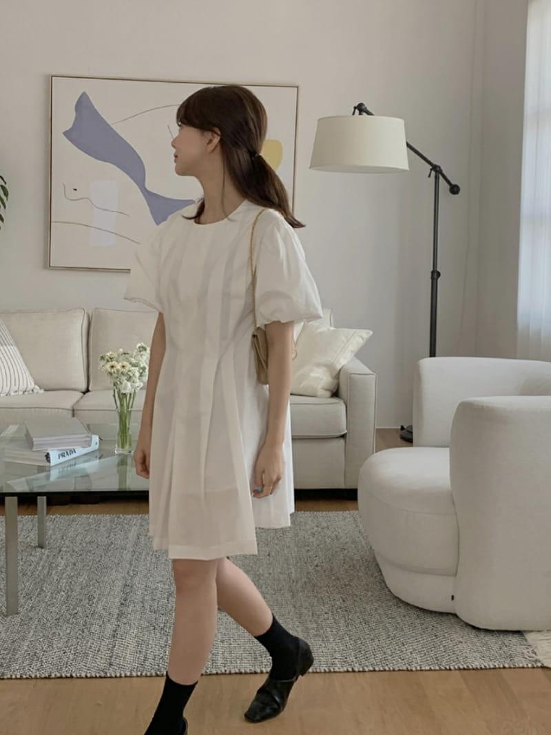 LOWELL - Korean Children Fashion - #Kfashion4kids - Molli One-piece