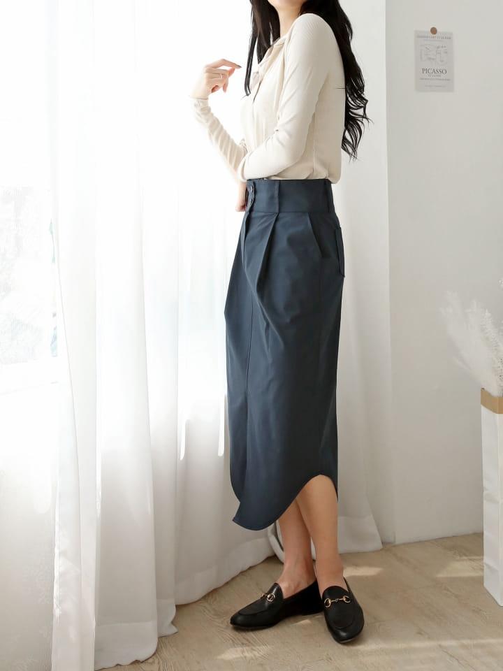 LOWELL - Korean Children Fashion - #Kfashion4kids - Maiden Skirt - 4