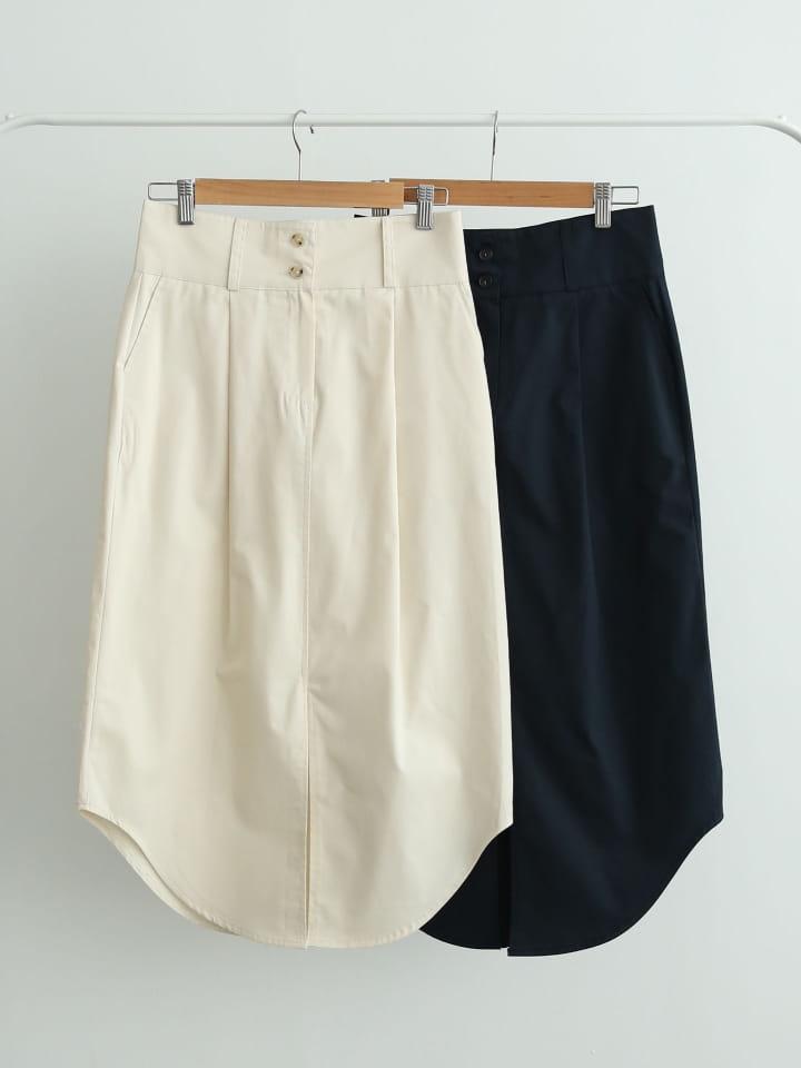 LOWELL - BRAND - Korean Children Fashion - #Kfashion4kids - Maiden Skirt