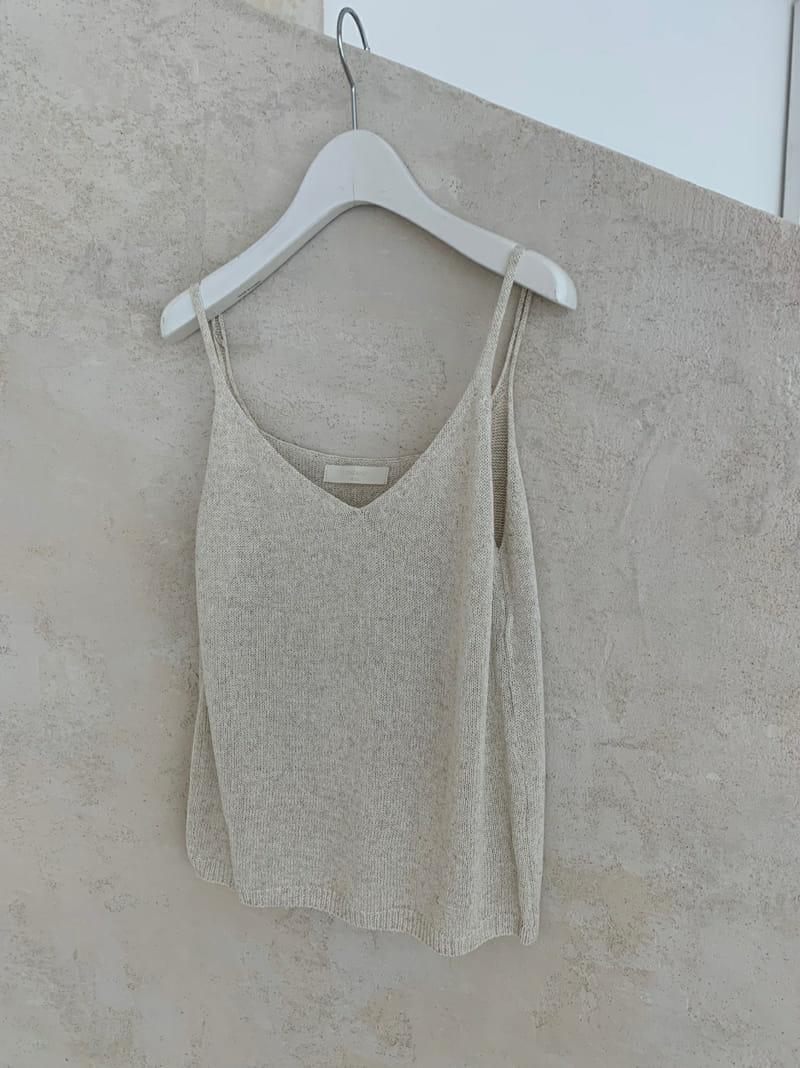 ONEAND - BRAND - Korean Children Fashion - #Kfashion4kids - Linen Summer Slip