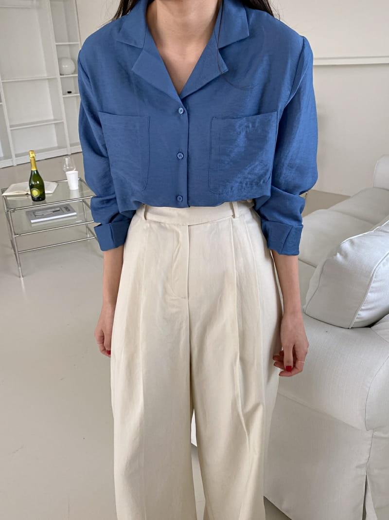 ONEAND - Korean Children Fashion - #Kfashion4kids - Pocket Shirt - 2