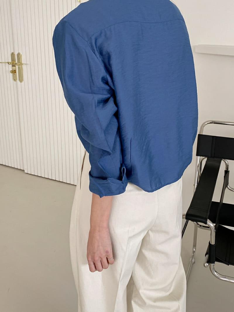 ONEAND - Korean Children Fashion - #Kfashion4kids - Pocket Shirt - 3