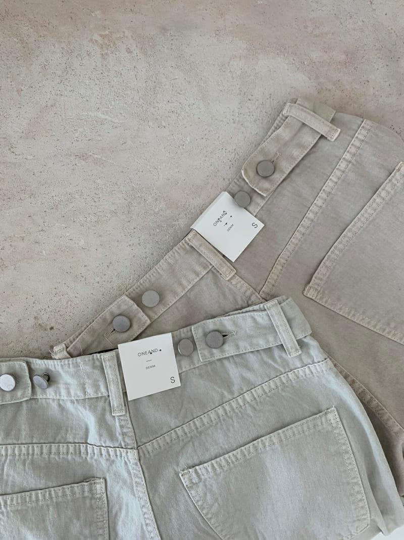 ONEAND - Korean Children Fashion - #Kfashion4kids - Pintuck Bio Pants - 4