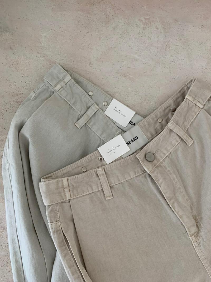ONEAND - Korean Children Fashion - #Kfashion4kids - Pintuck Bio Pants - 5