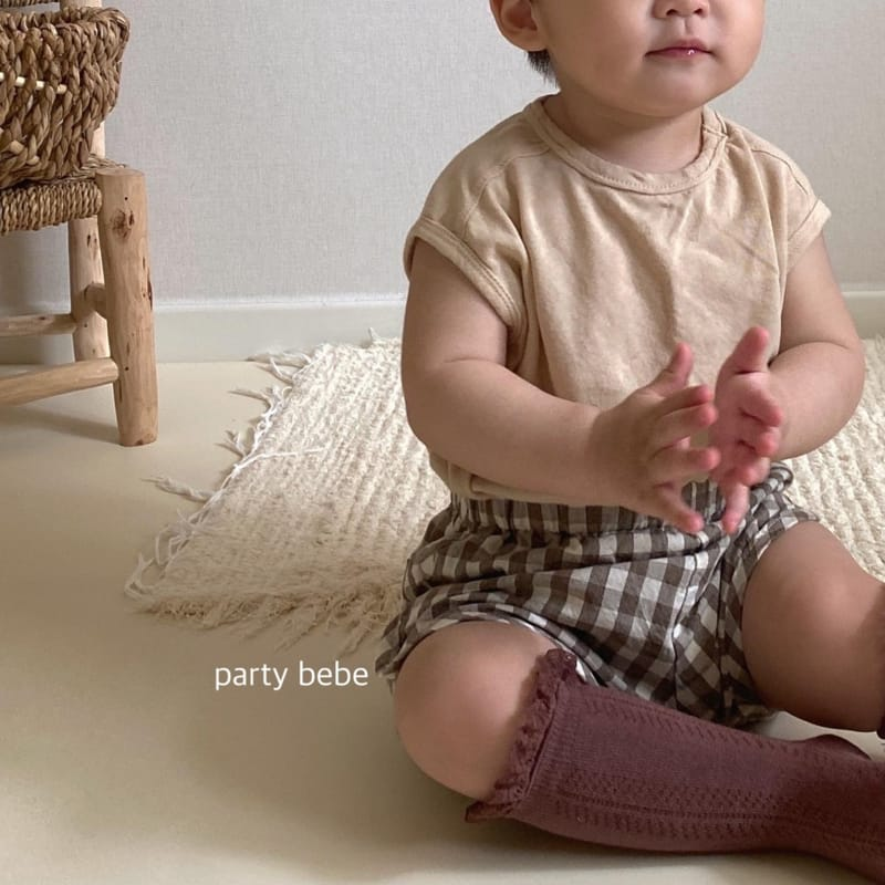 PARTY KIDS - Korean Children Fashion - #Kfashion4kids - Tini Bebe Sleeveless - 10