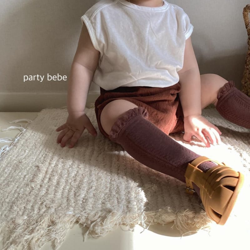 PARTY KIDS - Korean Children Fashion - #Kfashion4kids - Tini Bebe Sleeveless - 12