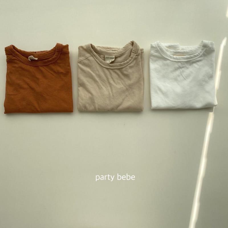 PARTY KIDS - Korean Children Fashion - #Kfashion4kids - Tini Bebe Sleeveless - 4