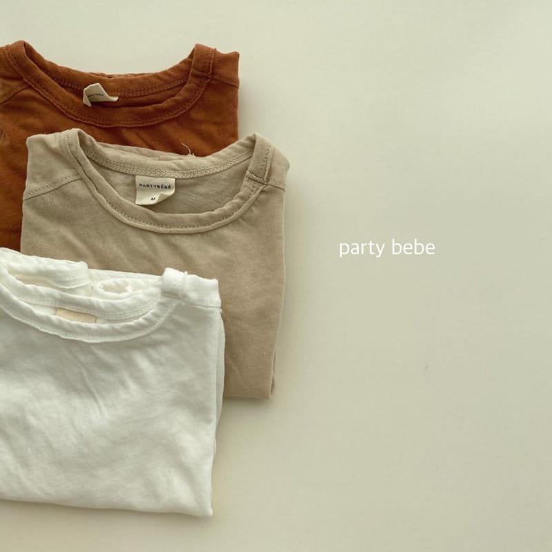 PARTY KIDS - Korean Children Fashion - #Kfashion4kids - Tini Bebe Sleeveless - 5