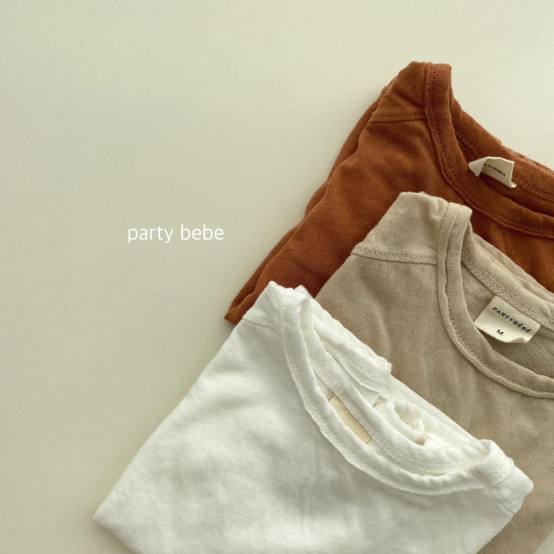 PARTY KIDS - Korean Children Fashion - #Kfashion4kids - Tini Bebe Sleeveless - 6