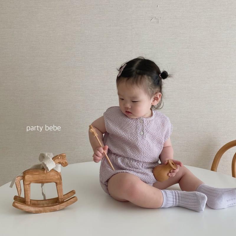 PARTY KIDS - Korean Children Fashion - #Kfashion4kids - Check Check Cool Top Bottom Set - 7