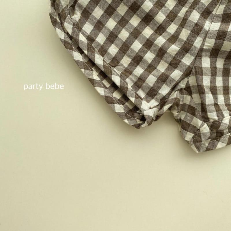 PARTY KIDS - Korean Children Fashion - #Kfashion4kids - Bebe Ppi Ppi Shorts - 10