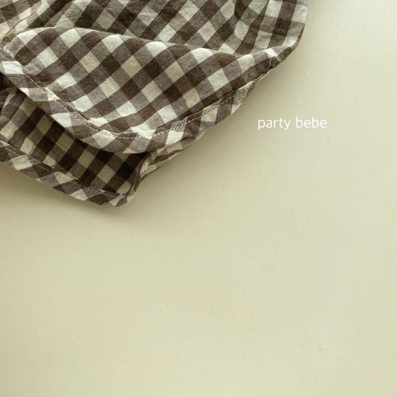 PARTY KIDS - Korean Children Fashion - #Kfashion4kids - Bebe Ppi Ppi Shorts - 11