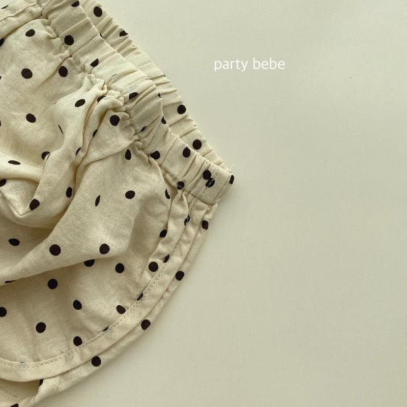 PARTY KIDS - Korean Children Fashion - #Kfashion4kids - Bebe Ppi Ppi Shorts - 5