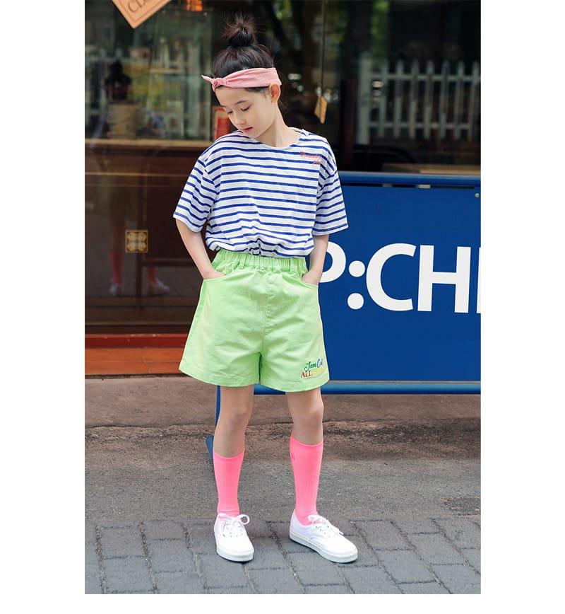 PEACH-CREAM - Korean Children Fashion - #Kfashion4kids - Cagliari Shorts
