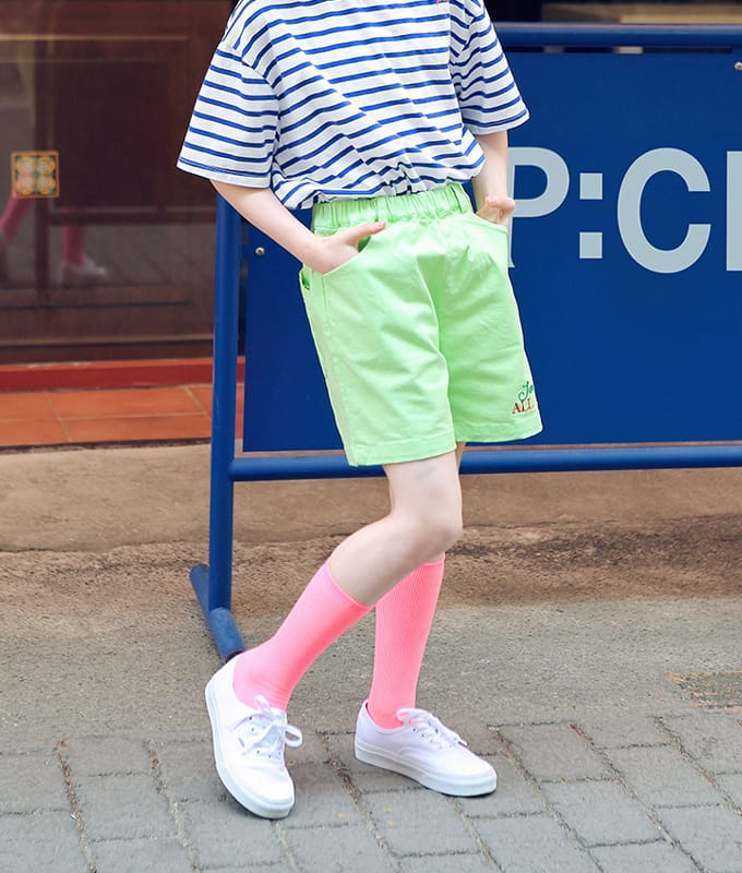PEACH-CREAM - BRAND - Korean Children Fashion - #Kfashion4kids - Cagliari Shorts