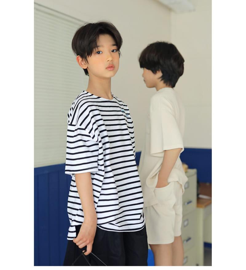 PEACH-CREAM - Korean Children Fashion - #Kfashion4kids - Imola Tee