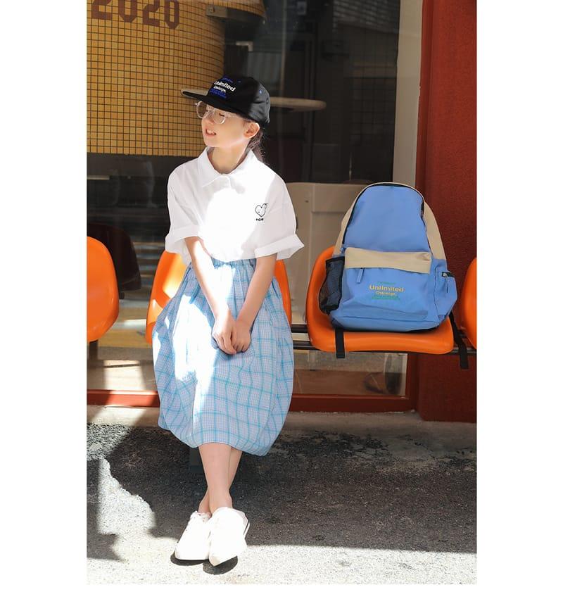 PEACH-CREAM - Korean Children Fashion - #Kfashion4kids - Rieti Skirt