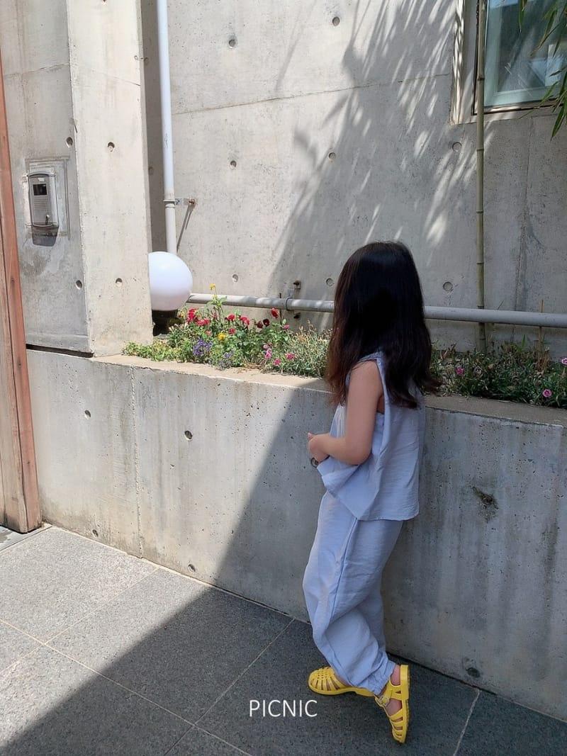 PICNIC - Korean Children Fashion - #Kfashion4kids - Roro Set-up - 12