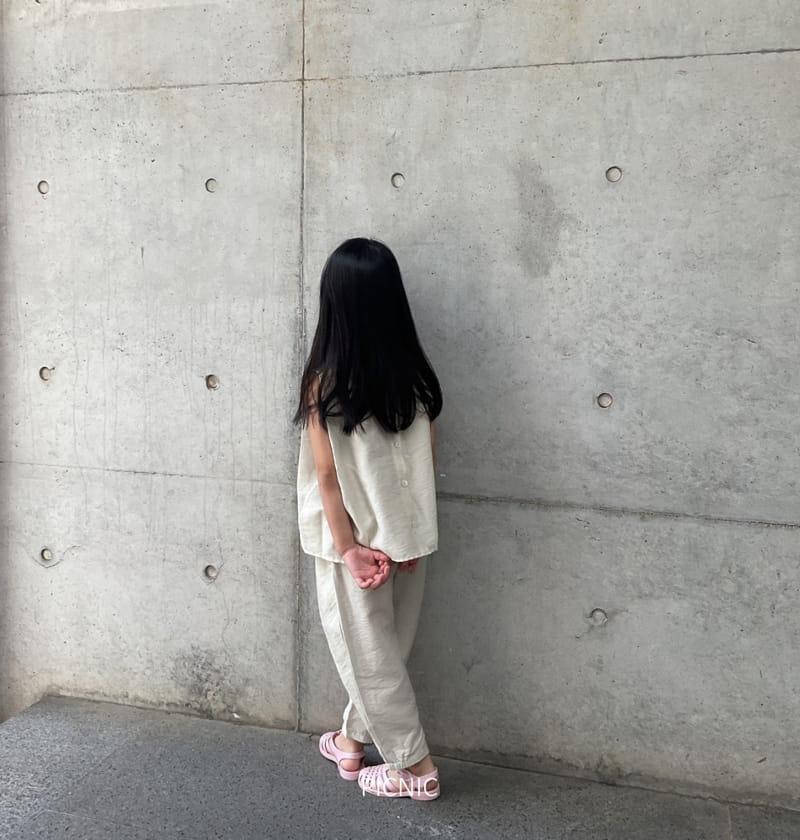 PICNIC - Korean Children Fashion - #Kfashion4kids - Roro Set-up - 4
