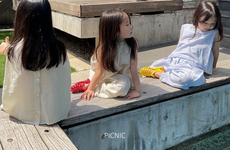 PICNIC - Korean Children Fashion - #Kfashion4kids - Roro Set-up - 6