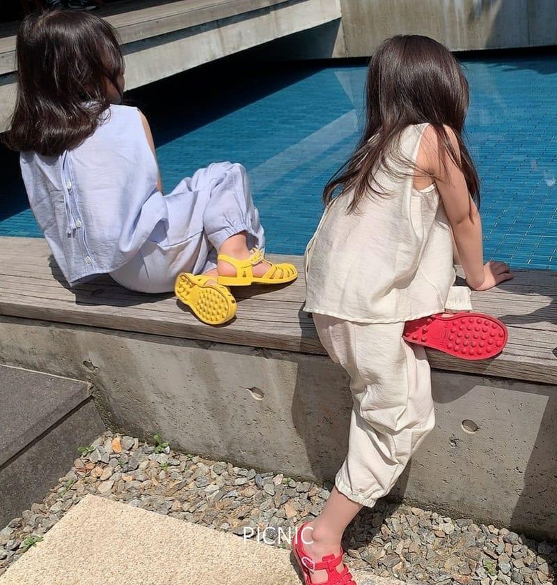 PICNIC - Korean Children Fashion - #Kfashion4kids - Roro Set-up - 9
