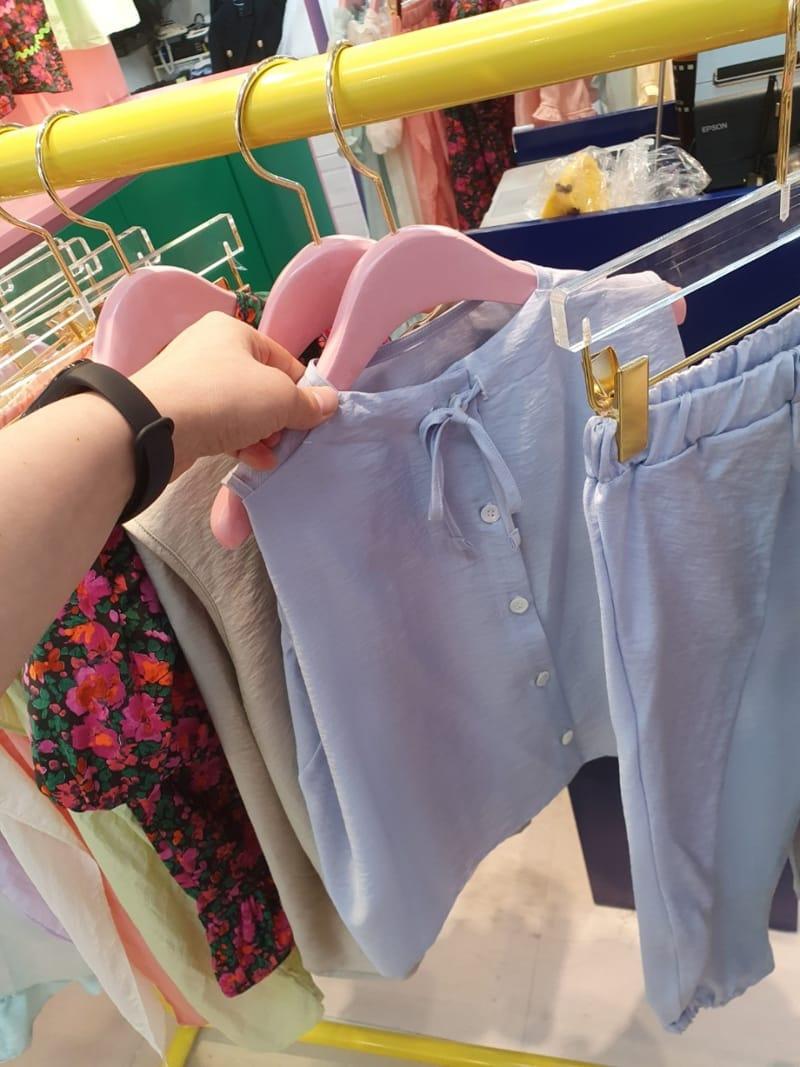 PICNIC - Korean Children Fashion - #Kfashion4kids - Roro Blouse - 10