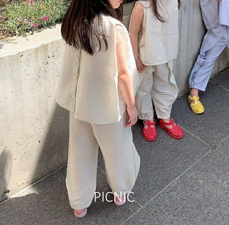 PICNIC - Korean Children Fashion - #Kfashion4kids - Roro Blouse - 3