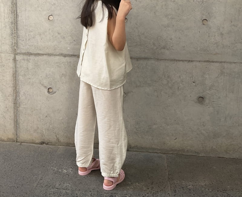 PICNIC - Korean Children Fashion - #Kfashion4kids - Roro Blouse - 8
