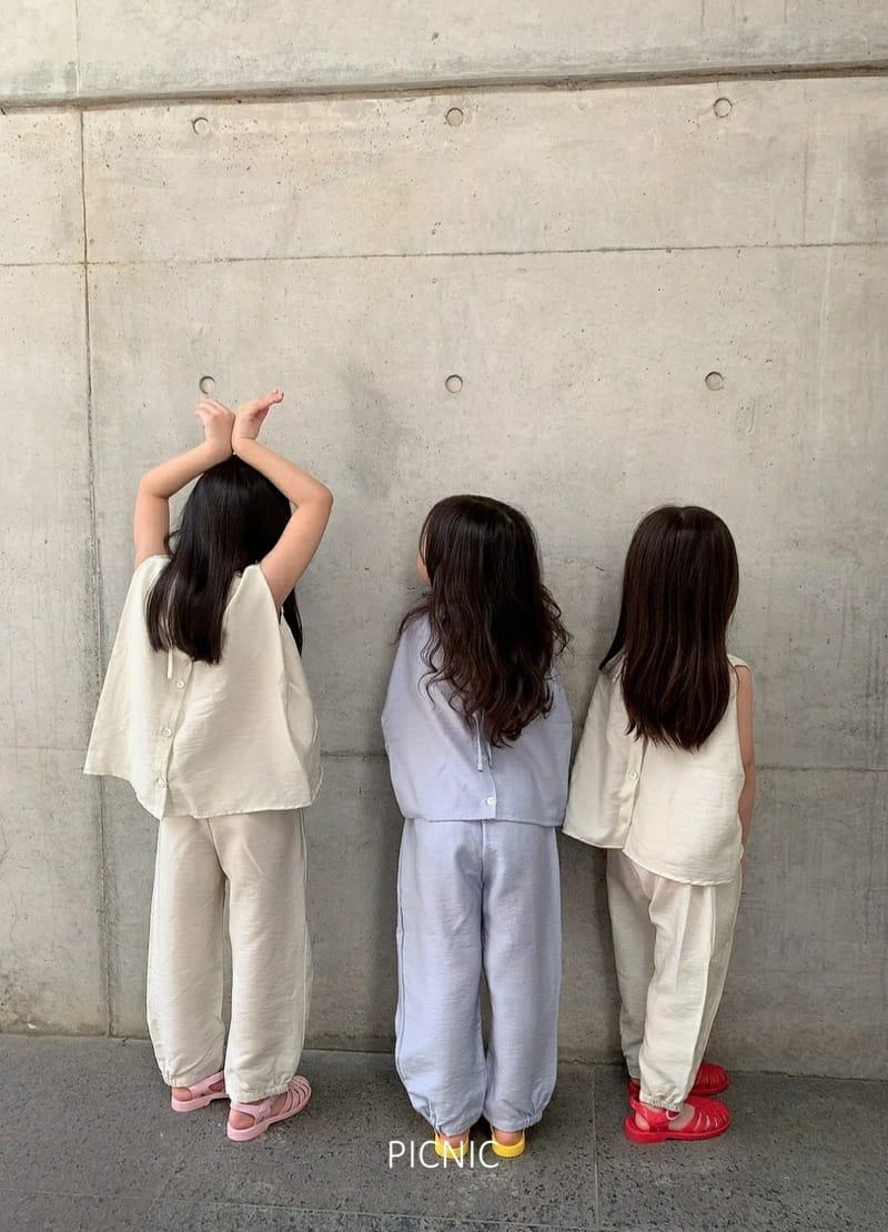 PICNIC - Korean Children Fashion - #Kfashion4kids - Roro Blouse - 9