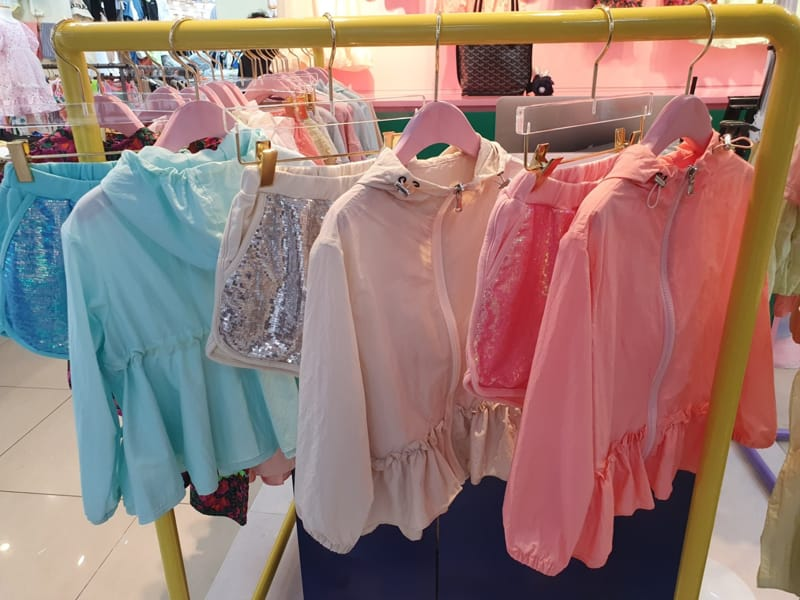 PICNIC - Korean Children Fashion - #Kfashion4kids - Shasha Windbreaker - 2