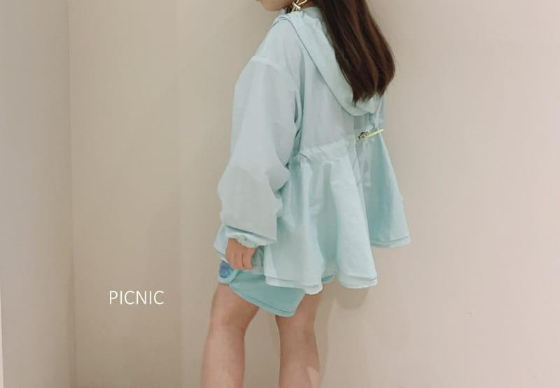 PICNIC - Korean Children Fashion - #Kfashion4kids - Shasha Windbreaker - 3